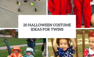 Halloween Costume Ideas For Twins