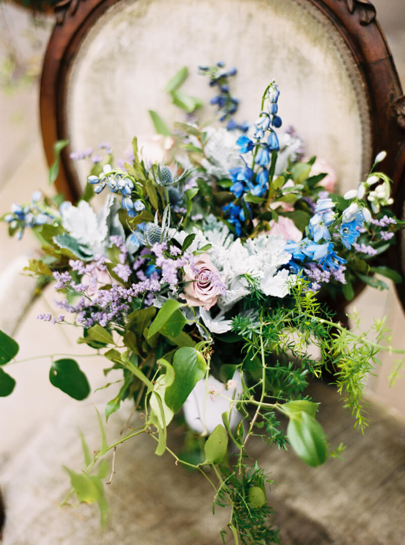 Watson House Botanical Wedding Inspiration