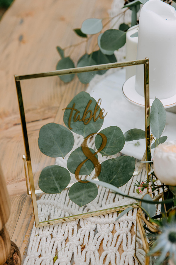 Modern Bohemian Fairytale Wedding Inspiration