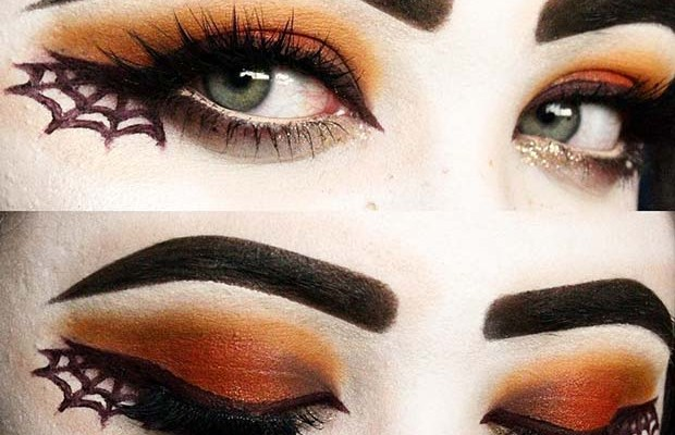 Halloween Makeup Ideas Easy Makeup Looks.23 Easy Last Minute Halloween Makeup Looks Beauty