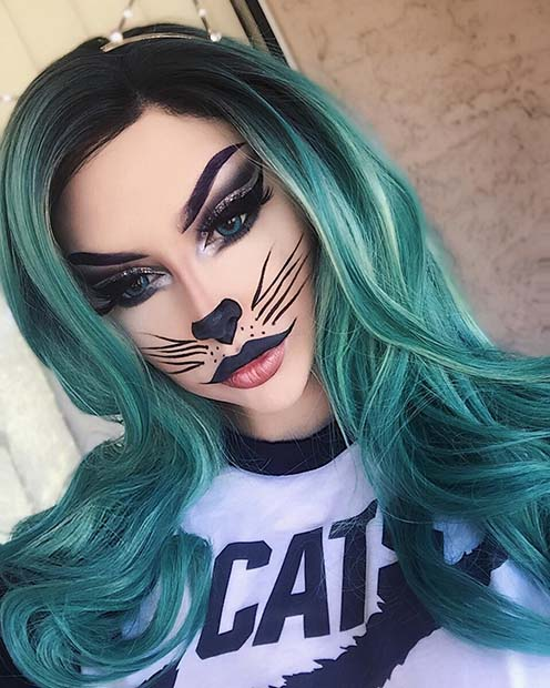 23 Creative and Easy Halloween Makeup Ideas | Beauty