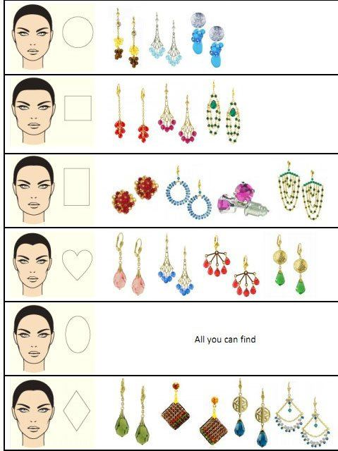 Earrings to Wear with Long Hair (7)