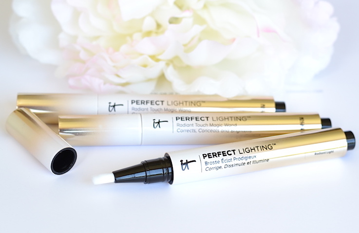 Dupe for YSL Touche Eclat? IT Cosmetics Perfect Lighting Radiant Touch Magic Wand...it's actually much better and cheaper!