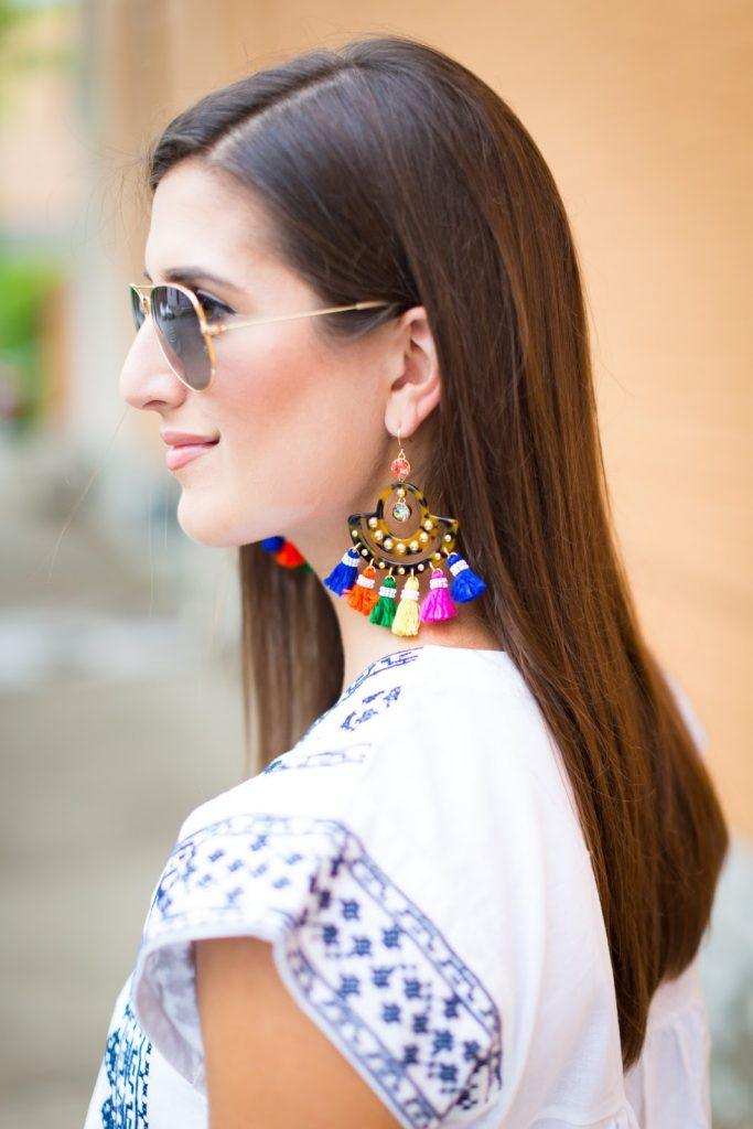 Earrings to Wear with Long Hair (12)