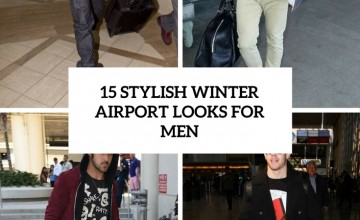 stylish winter airport looks for men cover