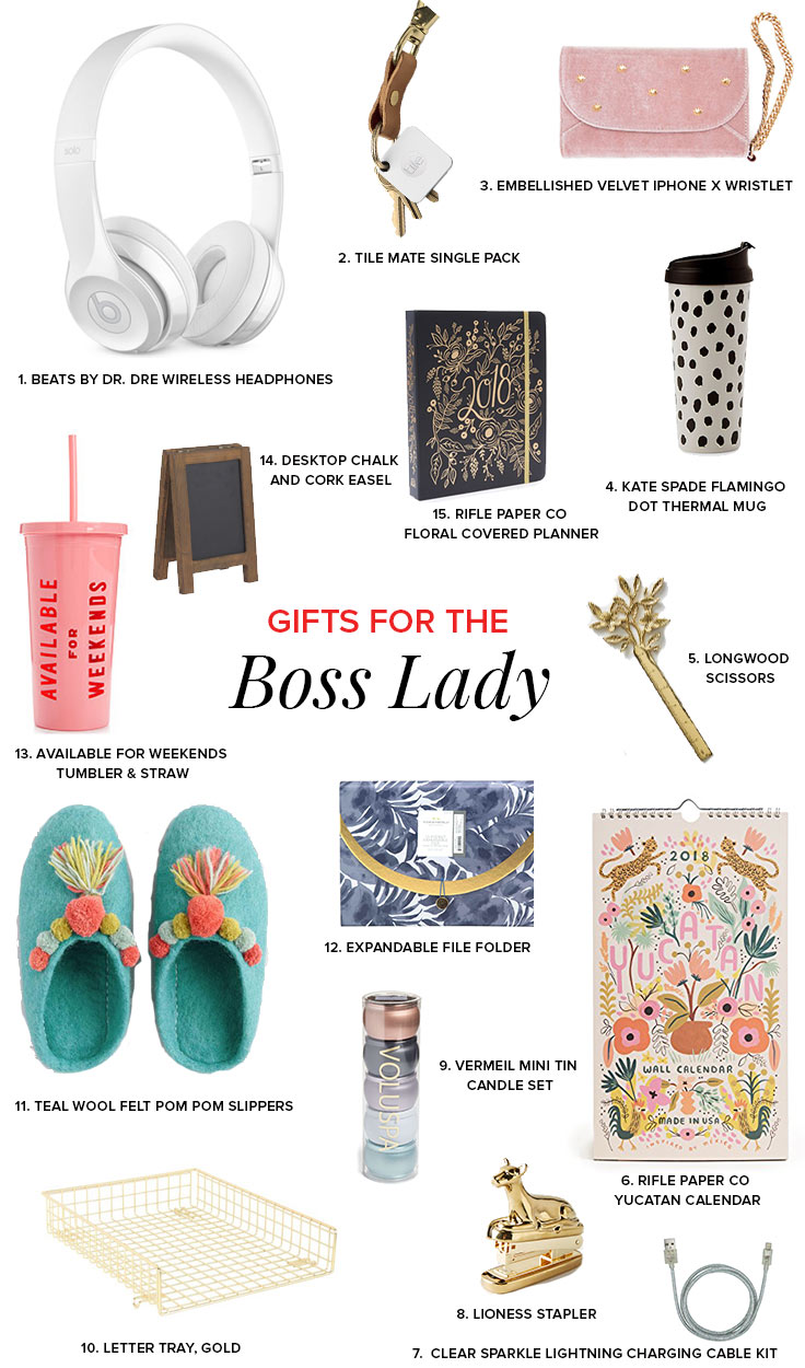 Gift Guide For The Boss Lady