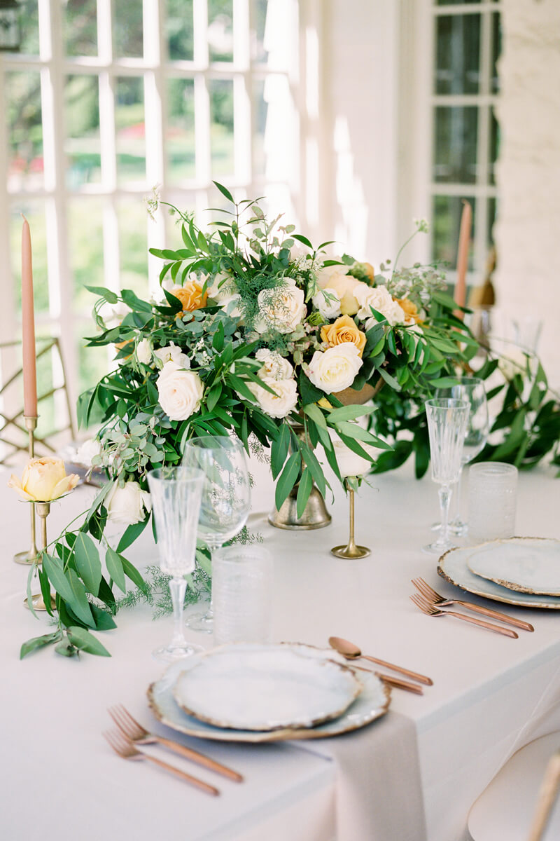 Sweet Serenity Wedding Inspiration