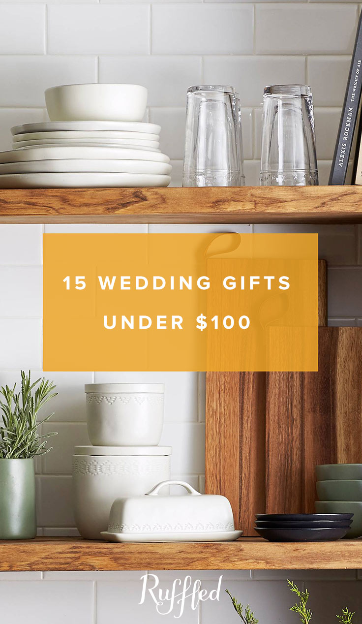 Gift Guide Newlyweds Under 100