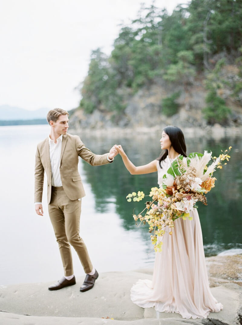 Galiano Island Wedding Inspiration