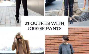Women Outfits With Jogger Pants