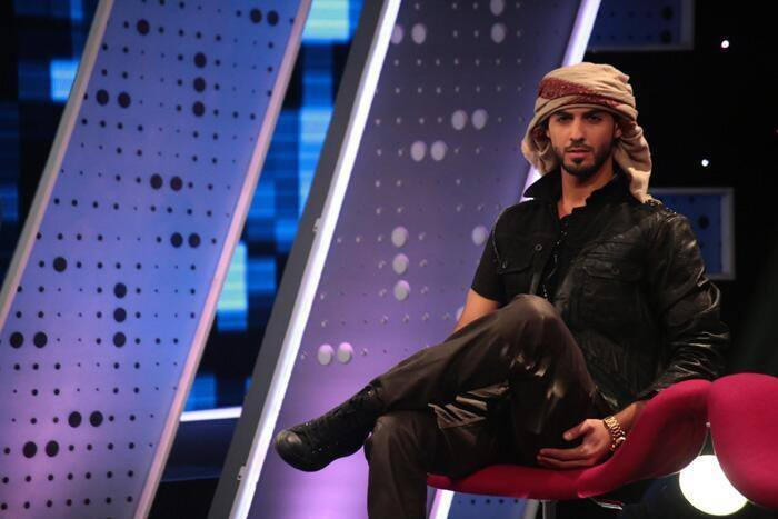 Omar Borkan Outfits fashion