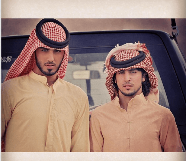 omar borkan casual fashion