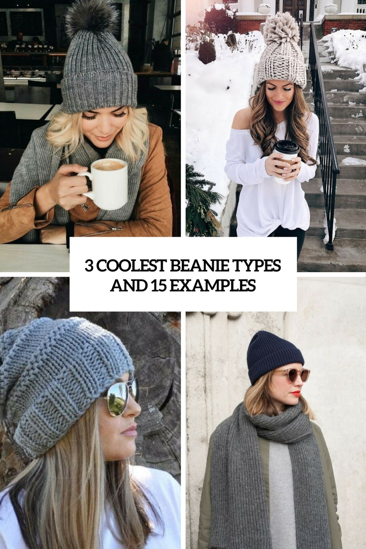 3 coolest beanie types and 15 examples cover