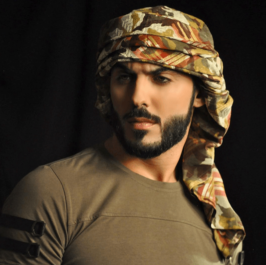omar borkan latest picture