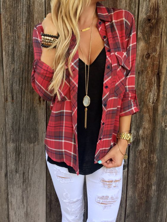 8e4de699188cc899724d467dc688625e-1 Top 70 Fall Outfits for Teen Girls to Copy This Year