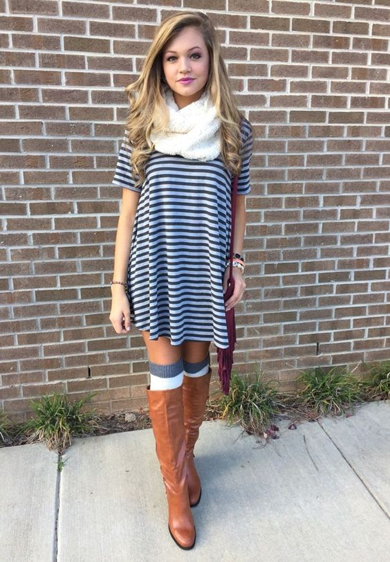 ea5232e6b0b7b6b6badf48660aeacbf2-1 Top 70 Fall Outfits for Teen Girls to Copy This Year