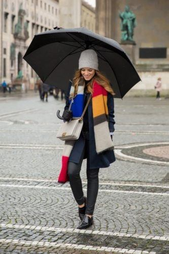 fashion-2015-10-rainy-day-outfit-idea-gal-meets-glam-main-333x500 25 Ideas on what to wear to work when its raining