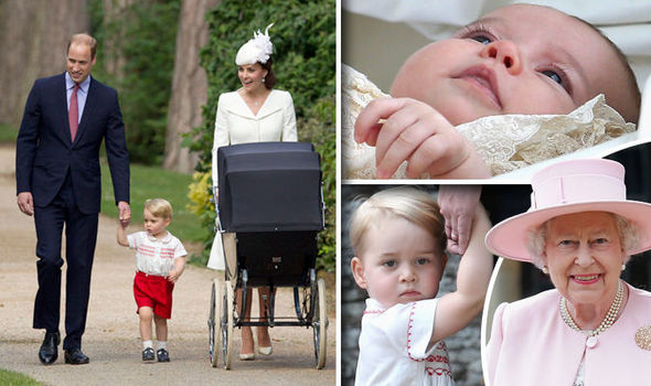 Kate-and-Charlotte-588993 30 Cute and Latest Pictures of Princess Charlotte