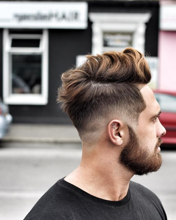 9-2 Men's Undercut Hairstyles - 30 New Undercut Styles Trending