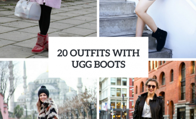 cf7bb83af41 20 Ideas To Wear Ugg Boots This Winter | Beauty