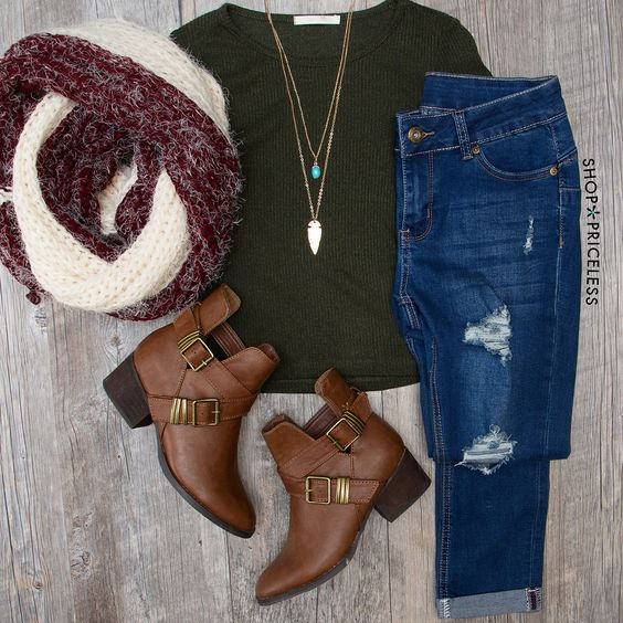 e3e916eddff705c3c7599ea80792cd86-1 Top 70 Fall Outfits for Teen Girls to Copy This Year