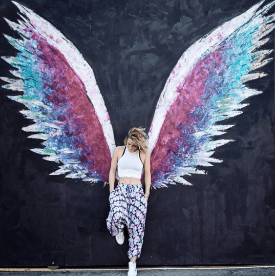 Abstract-Art-and-Hippie-Bottoms 25 Best Ideas on How to Wear Hippie Pants for Women