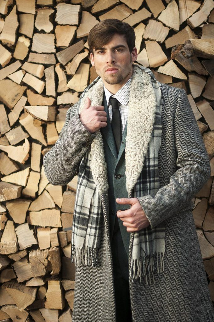 shh8-680x1024 Men Shearling Jacket Outfits-22 Ways To Wear Shearling Jacket