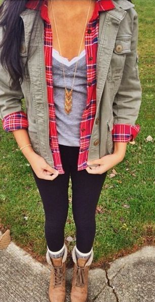bfc5ef1ca660f75e9191e61603e8124a-1 Top 70 Fall Outfits for Teen Girls to Copy This Year