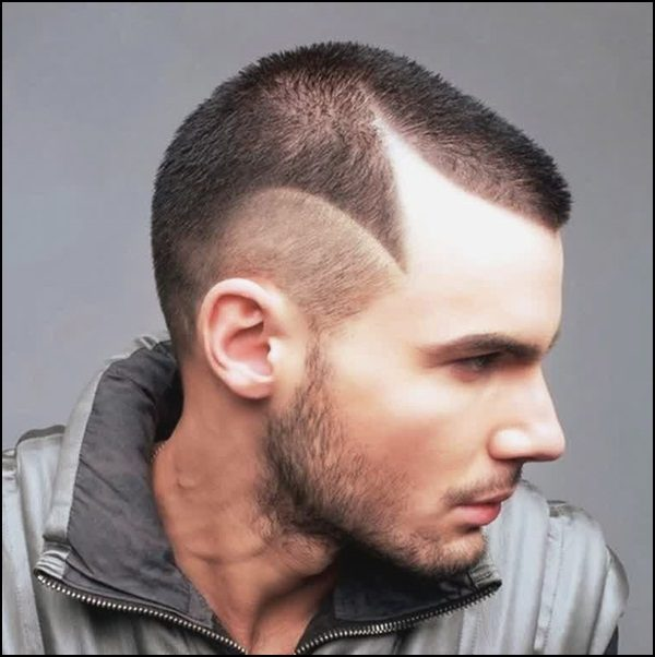 13-3 Men's Undercut Hairstyles - 30 New Undercut Styles Trending