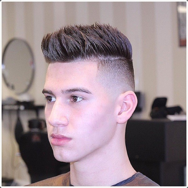 14-2 Men's Undercut Hairstyles - 30 New Undercut Styles Trending