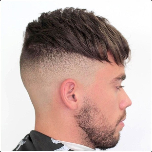 15-2 Men's Undercut Hairstyles - 30 New Undercut Styles Trending