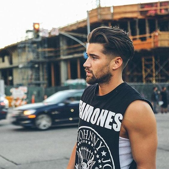 18 Men's Undercut Hairstyles - 30 New Undercut Styles Trending