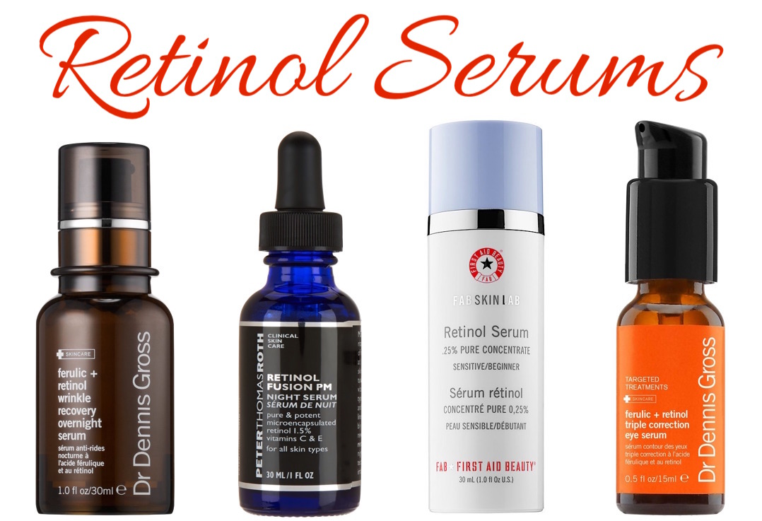 The best retinol serums that give you the most bang for your buck! These skincare super-heroes treat dark spots, wrinkles, acne, sun damage and large pores without the irritating side effects.