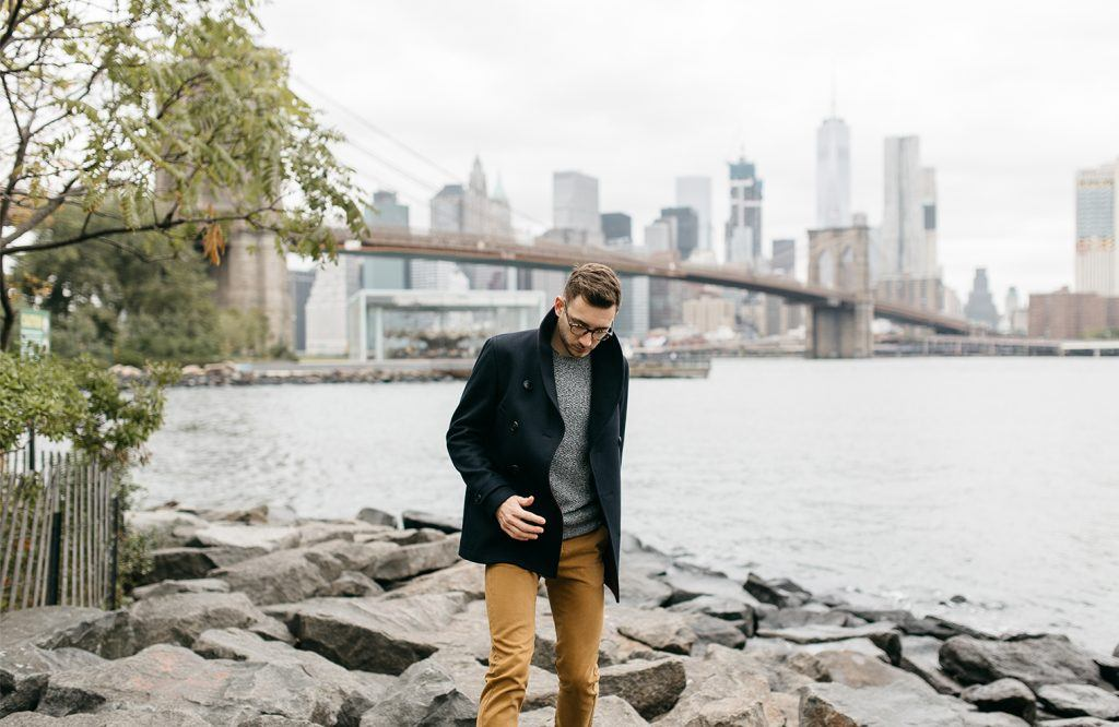 Men-Peacoat-Outfit3-1024x666 Men Peacoat Outfits – 20 Ways to Wear a Peacoats for Guys