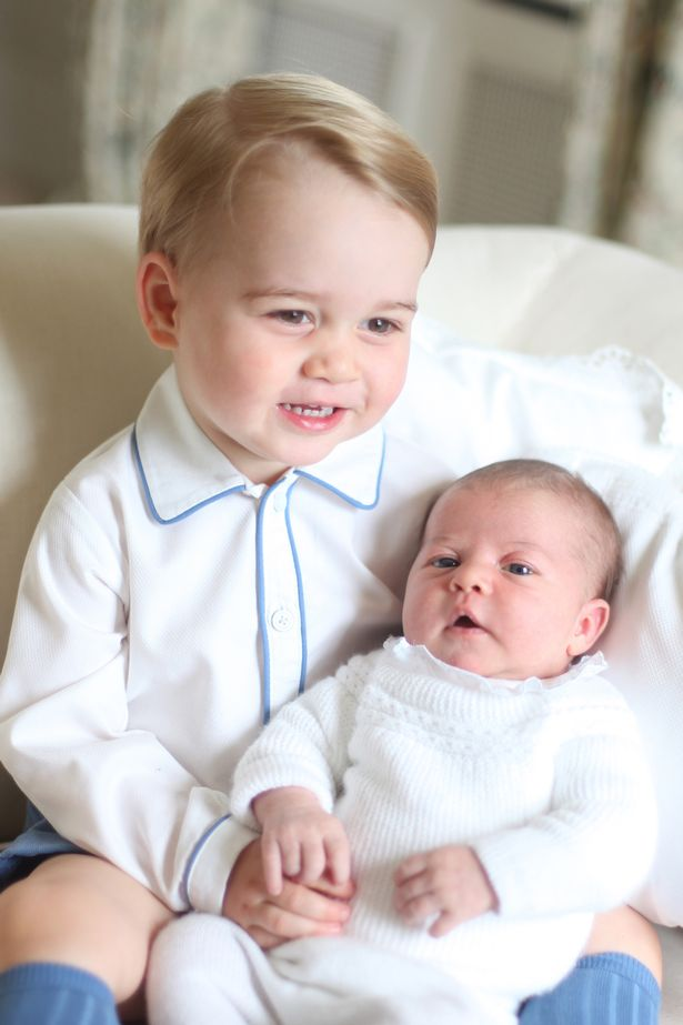 JS65427531 30 Cute and Latest Pictures of Princess Charlotte