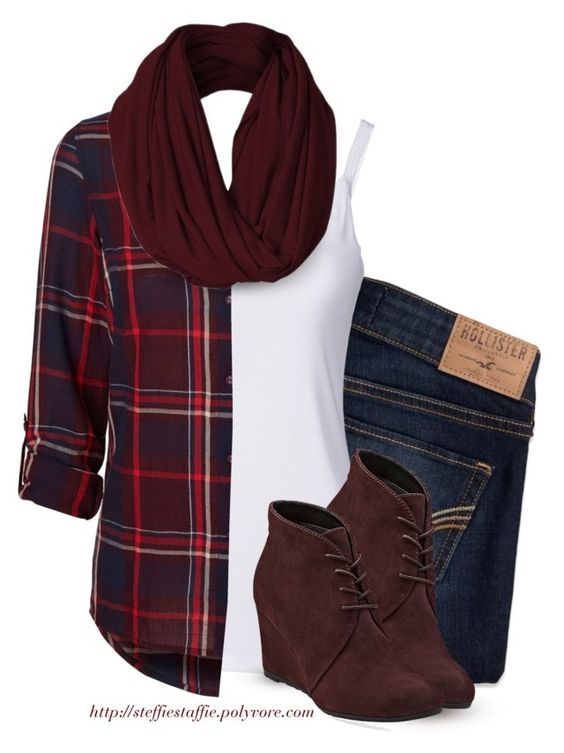 e009ef897bb9b586291388666c5610b5-1 Top 70 Fall Outfits for Teen Girls to Copy This Year