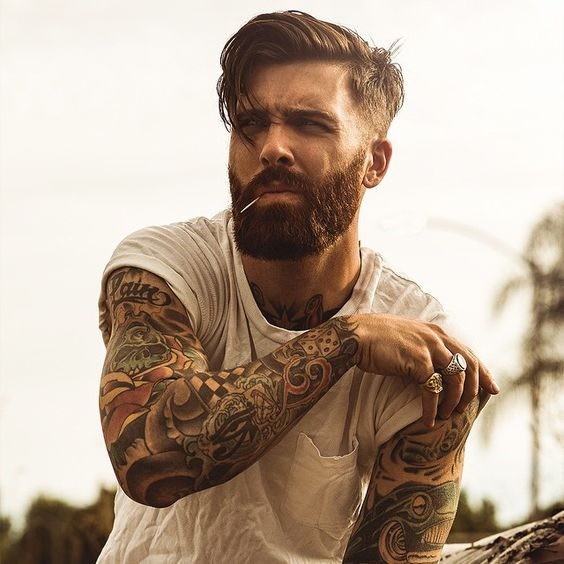 24 Men's Undercut Hairstyles - 30 New Undercut Styles Trending