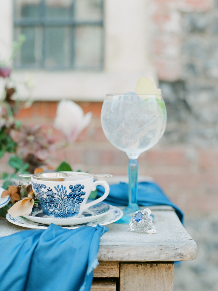 Gin and tea are always a perfect match and can be served at any wedding, get inspired