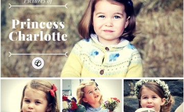 30 Cute and Latest Pictures of Princess Charlotte
