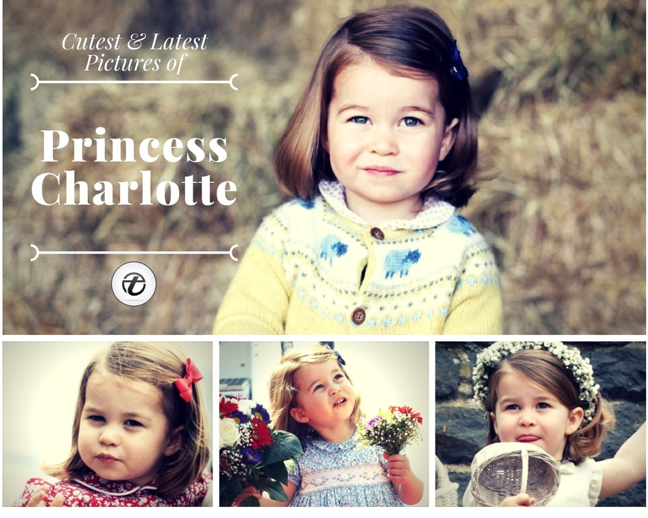 Cutest-Latest-pictures-of-princess-charlotte 30 Cute and Latest Pictures of Princess Charlotte