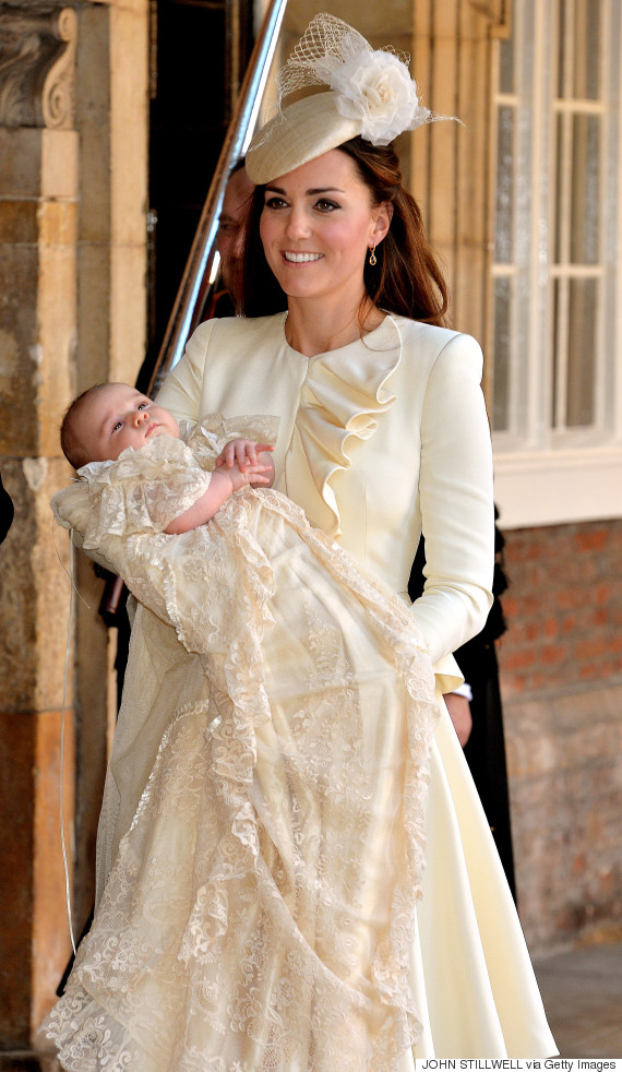 o-DUCHESS-OF-CAMBRIDGE-CHRISTENING-GEORGE-570 30 Cute and Latest Pictures of Princess Charlotte