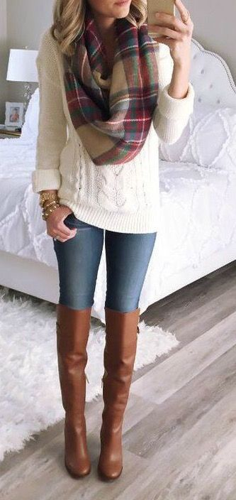 2038e2973d3954c57638c5909cd58605-1 Top 70 Fall Outfits for Teen Girls to Copy This Year