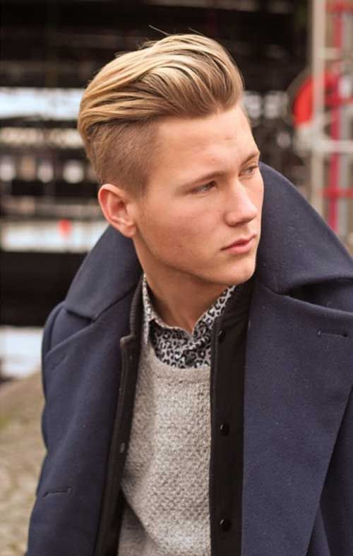 30 Men's Undercut Hairstyles - 30 New Undercut Styles Trending
