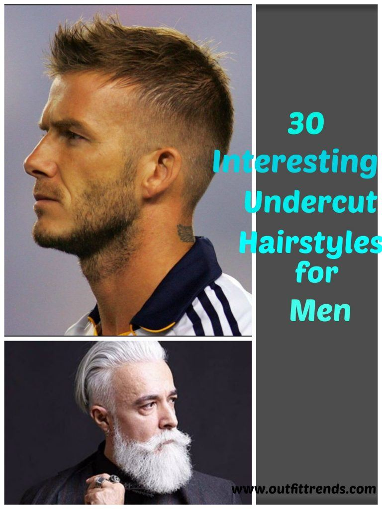 feature-pic-768x1024 Men's Undercut Hairstyles - 30 New Undercut Styles Trending