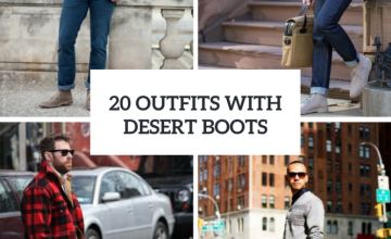 Men Outfits With Desert Boots To Try