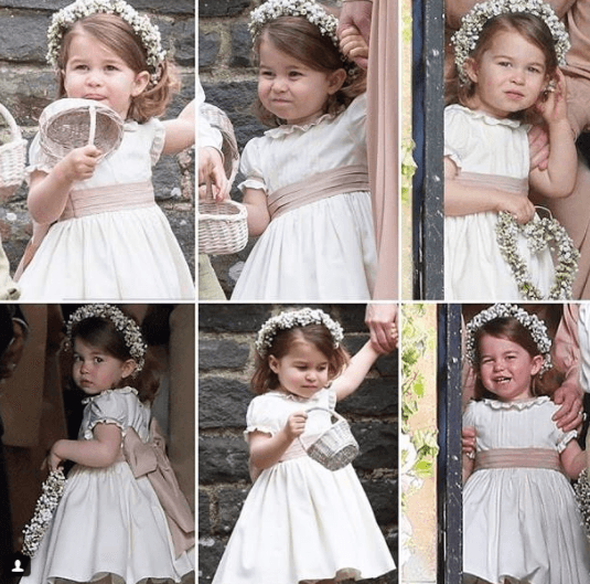 princess-charlotte-pictures 30 Cute and Latest Pictures of Princess Charlotte