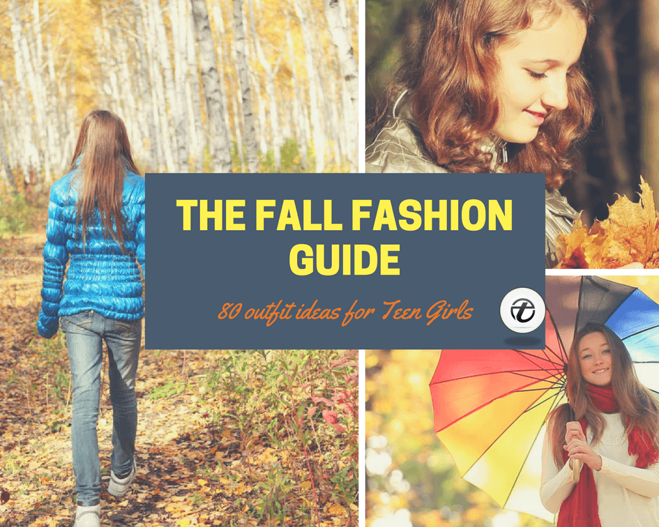 fall-outfits-for-teenage-girls-1 Top 70 Fall Outfits for Teen Girls to Copy This Year