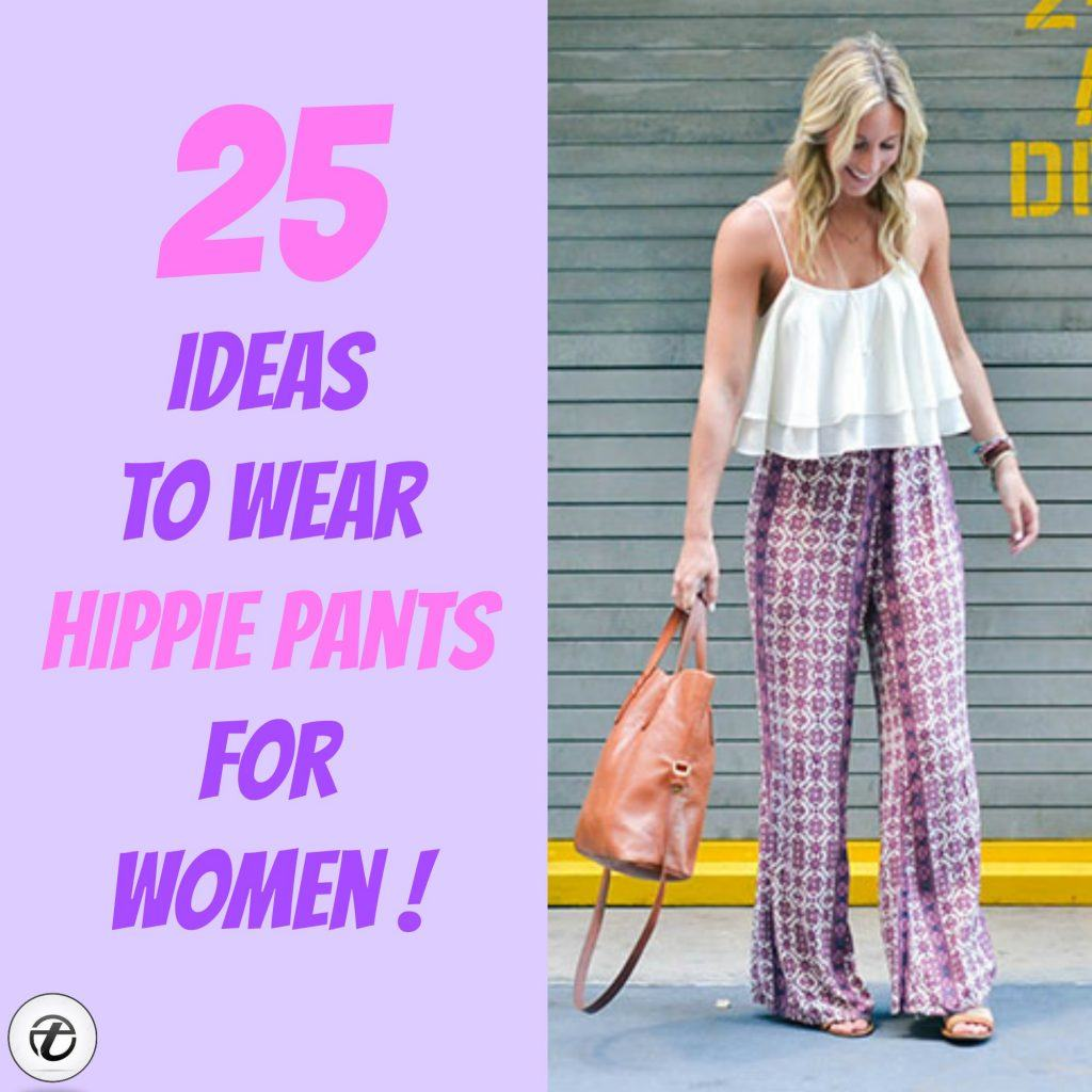 Hippie-Pants-for-Women-1024x1024 25 Best Ideas on How to Wear Hippie Pants for Women