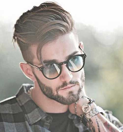 1-3 Men's Undercut Hairstyles - 30 New Undercut Styles Trending