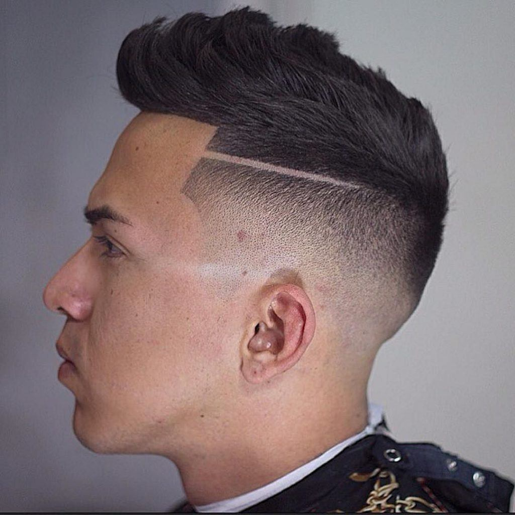 4-2 Men's Undercut Hairstyles - 30 New Undercut Styles Trending